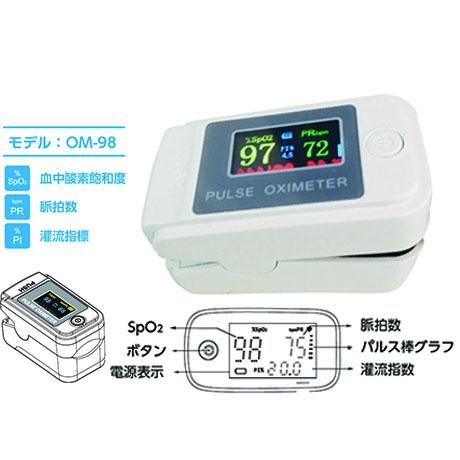 SpO2測定器