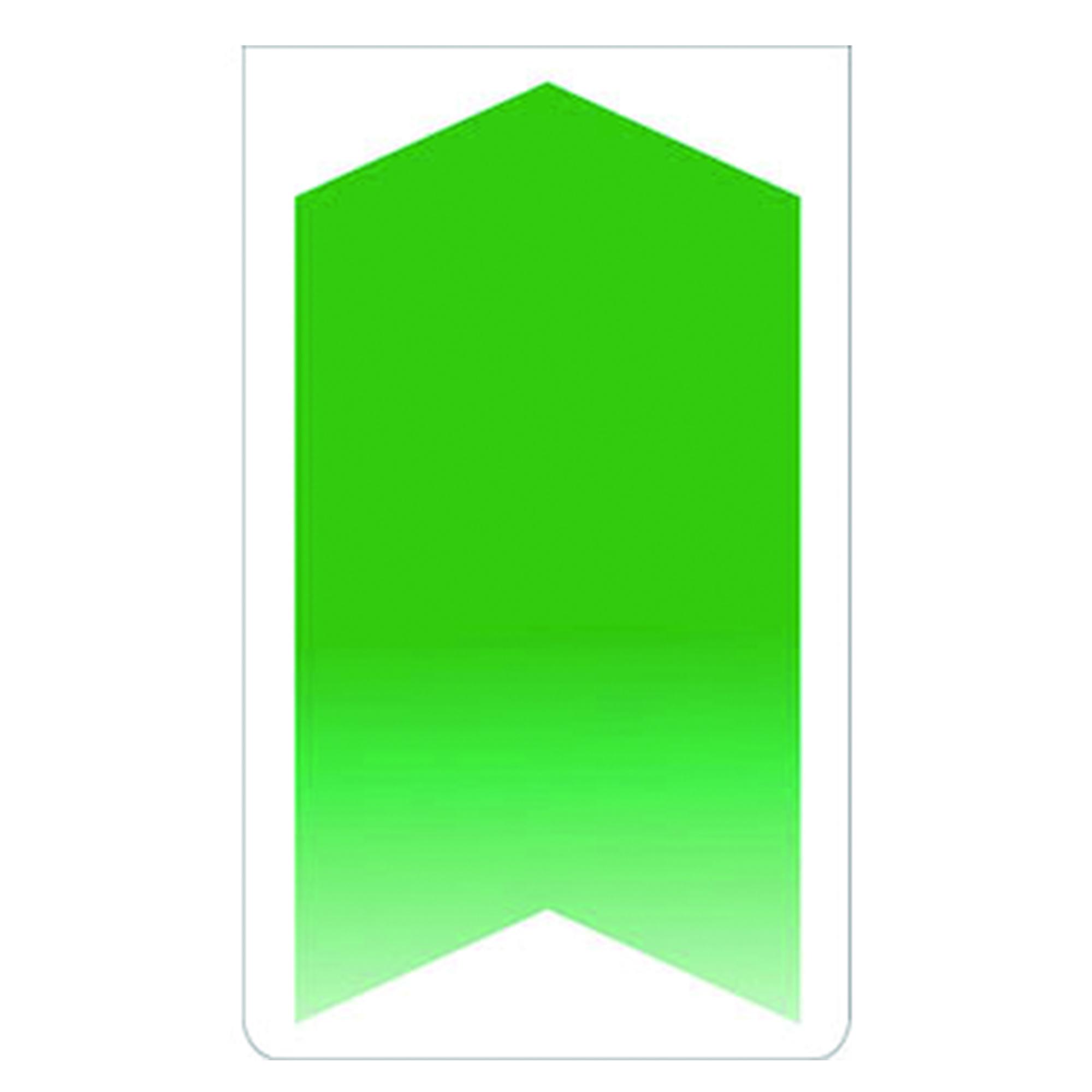 ニューコーンサイン板のみ GKS-53 緑矢印