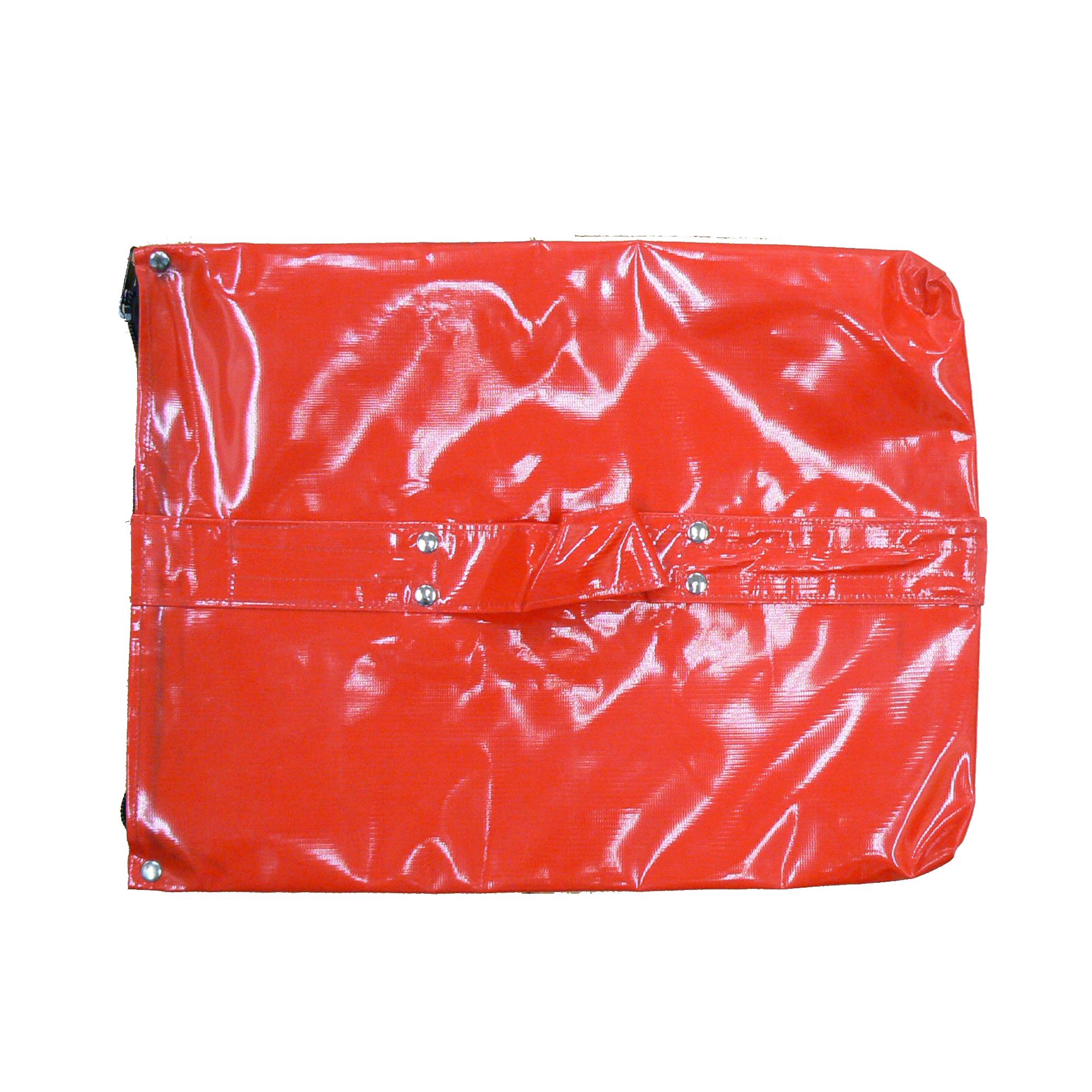 矢印板用重し(赤) 390×305