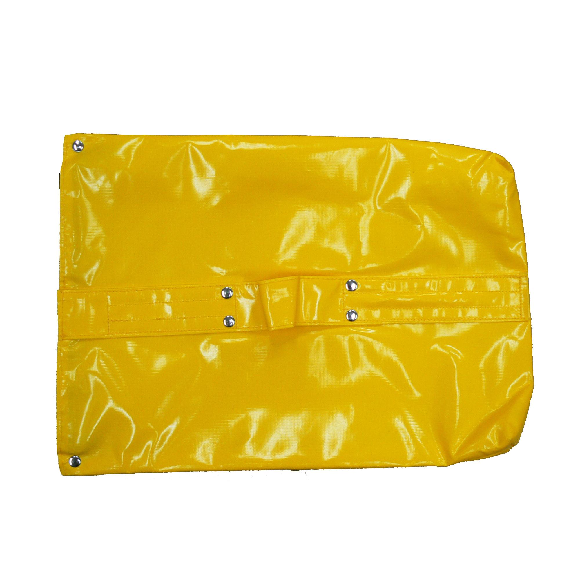 矢印板用重し(黄) 390×305