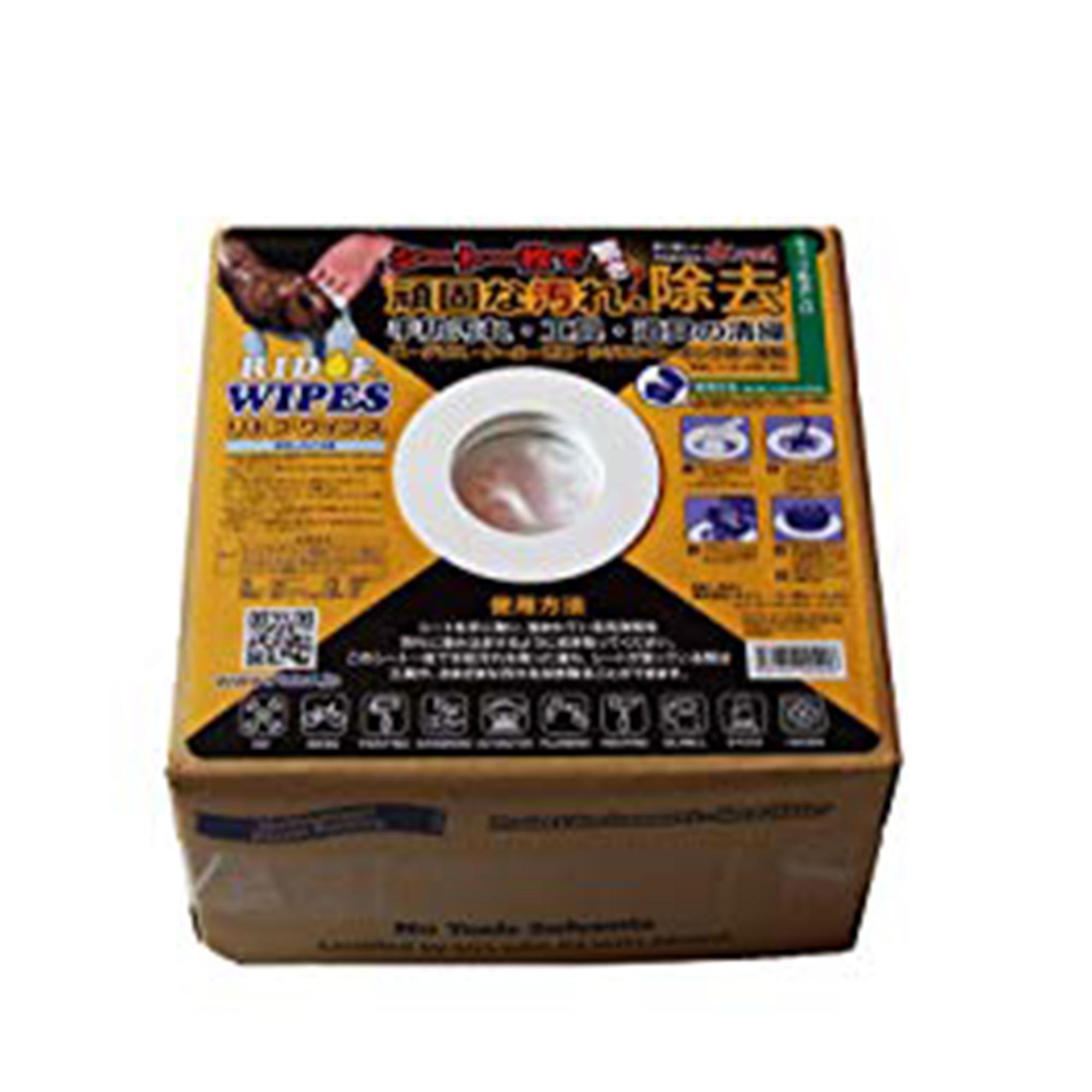 リドフワイプス J336 業務用箱(336枚入)